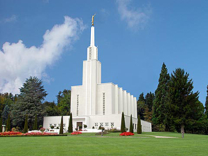 Bern LDS Temple