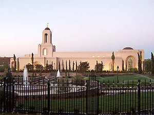 Newport Beach LDS Temple