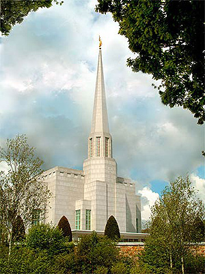Preston LDS Temple