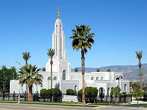 Redlands LDS Temple