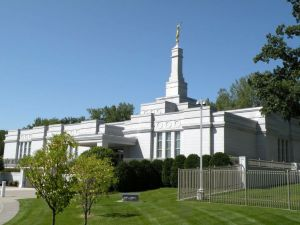 St. Paul LDS Temple